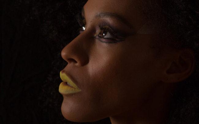 Beauty Shooting mit Makeup, Fotograf Cham, Manuel Plötz